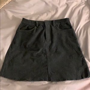 Brandy Melville Corduroy Skirt NWT